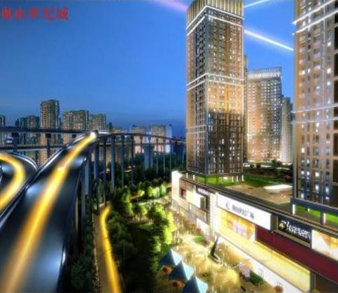 工程案例-奥山世纪城